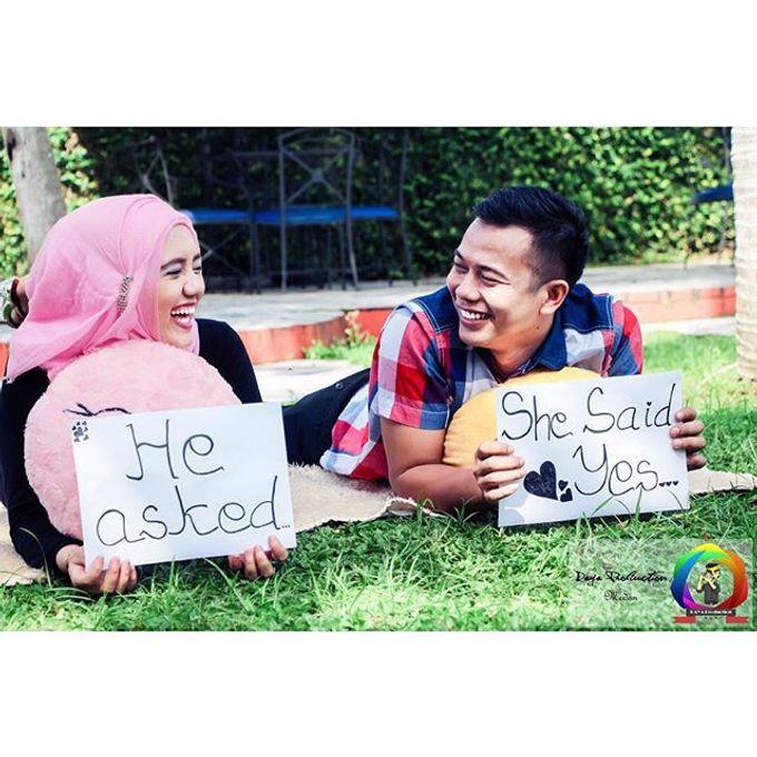 Prewedd Iskandar - Sylviana by Pak Belalang Studio - 002