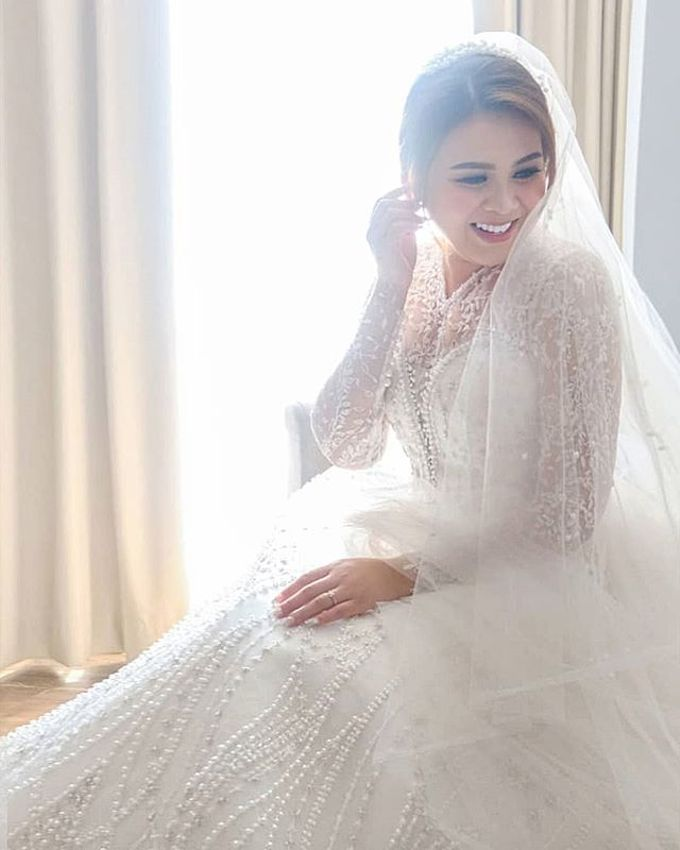 Helwis & Nataly by METTA FEBRIYAN bridal & couture - 010