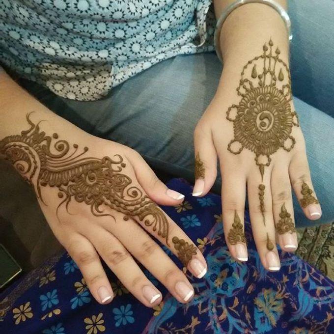 Henna for Events - Group  by Nakreze Mehndi - 013