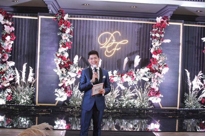 MC Wedding Intimate Suasana Restaurant Jakarta - Anthony Stevven by Anthony Stevven - 011
