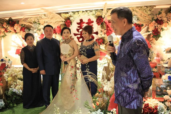 Entertainment Sangjit by Double V entertainment at by AYANA Midplaza JAKARTA - 011