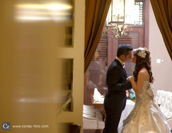 Michael & Farrah by Cortez photography - 002