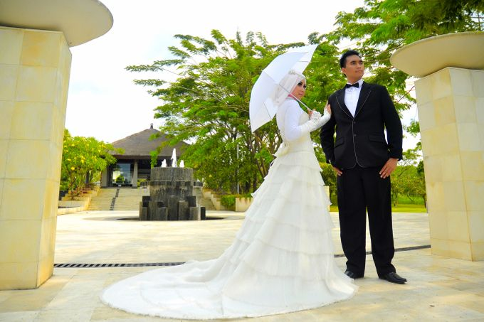 Dyah and Hadwer's Prewedding by KSA photography - 003