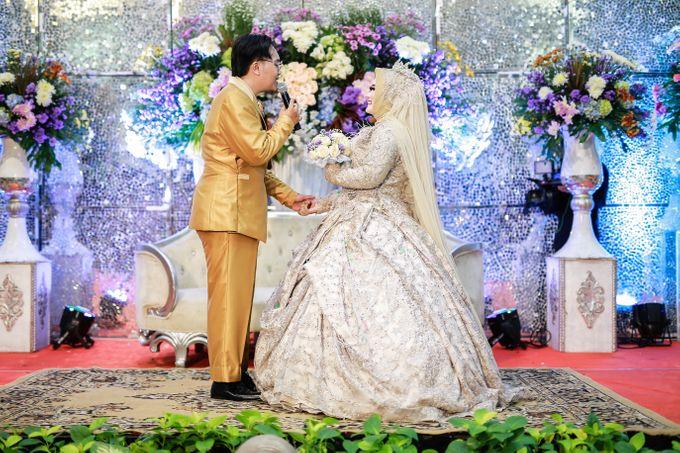 Wedding of Amrina & Farid by Rashdan Planner - 021