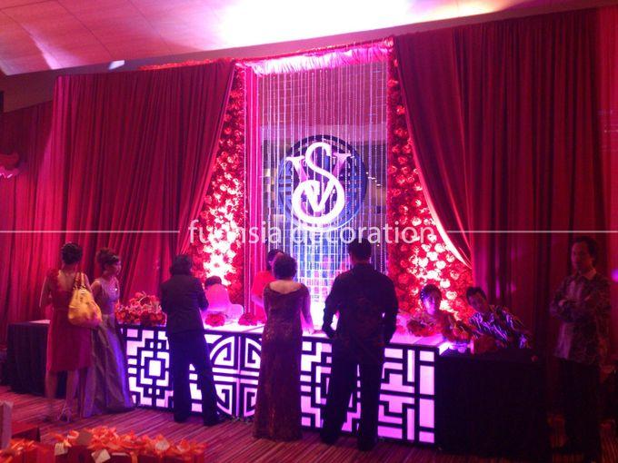 Oriental Wedding by Fuchsia Decoration - 005