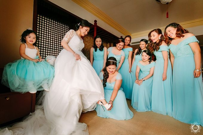 Tiffany Blue and Lace in Manila Hotel by Ruffa and Mike Photography - 010