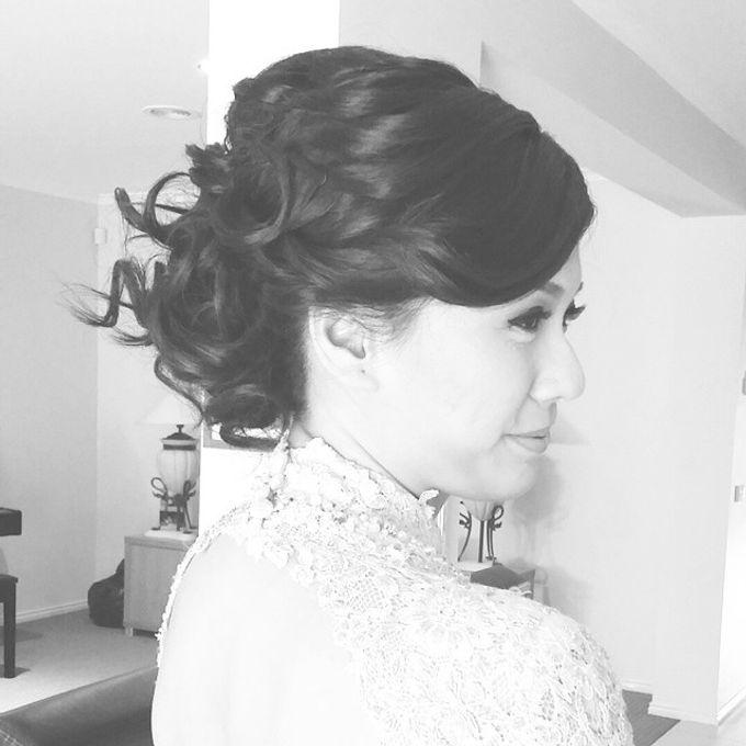 Bridal Makeup by Elly Liana Makeup Artist - 027