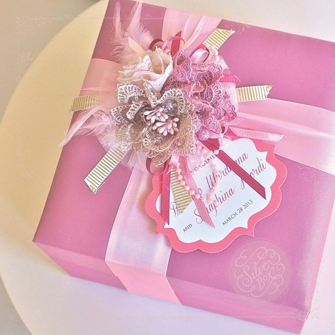 Engagement hampers by Silver Box - 003