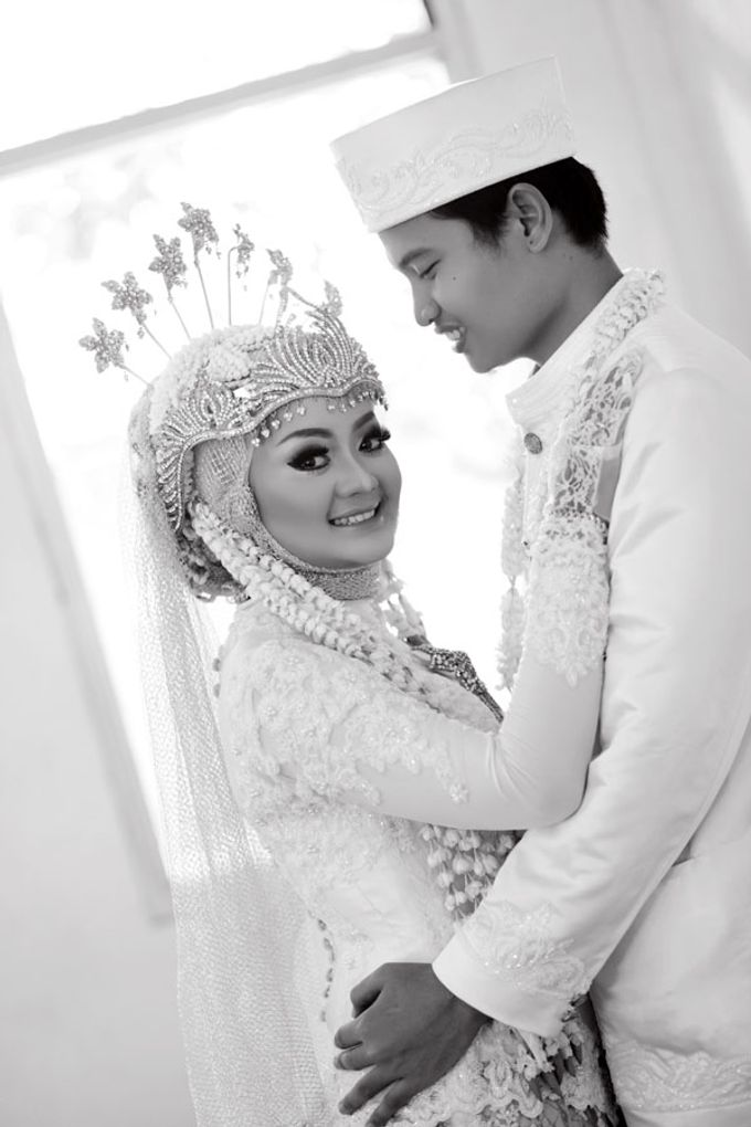Anggi & Barry Wedding by Lili Aini Photography - 005
