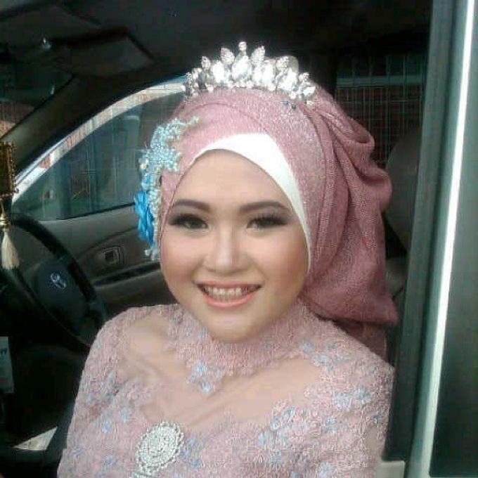 Wedding dik Putri by OCIE Mua - 005