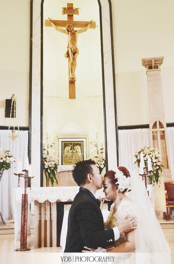 [Wedding Day] Rio & Winnie by VDB Photography - 047
