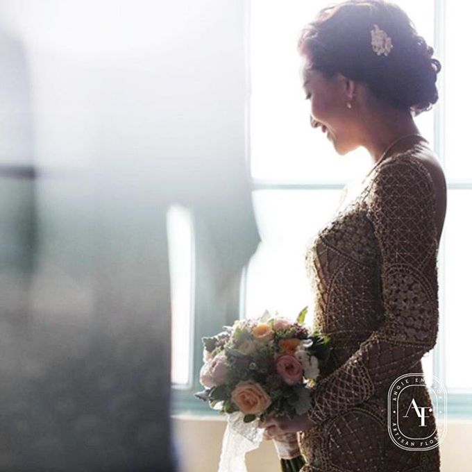 Bride Bouquet by Angie Fior - 021