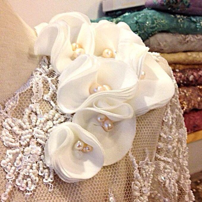 Details & Embroideries by Nisa Mazbar - 006