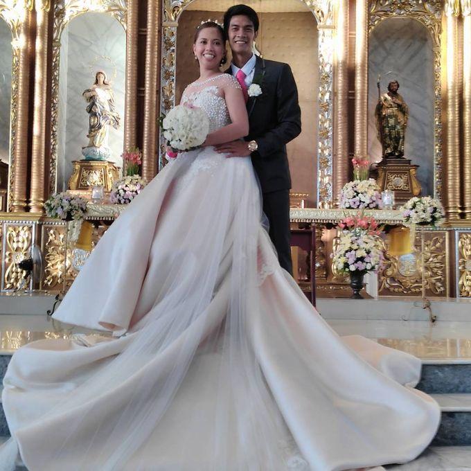 Weddings by Russ Cuevas Couture - 006