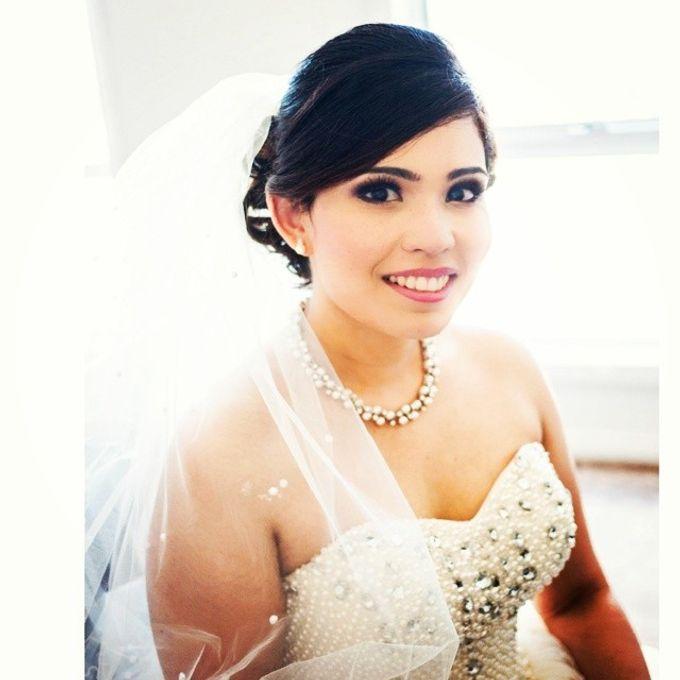 Bridal Makeup by Elly Liana Makeup Artist - 032