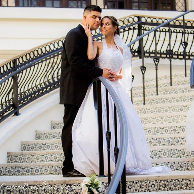 Wedding photography Florida & Puerto Rico by Couture Bridal Photography - 007