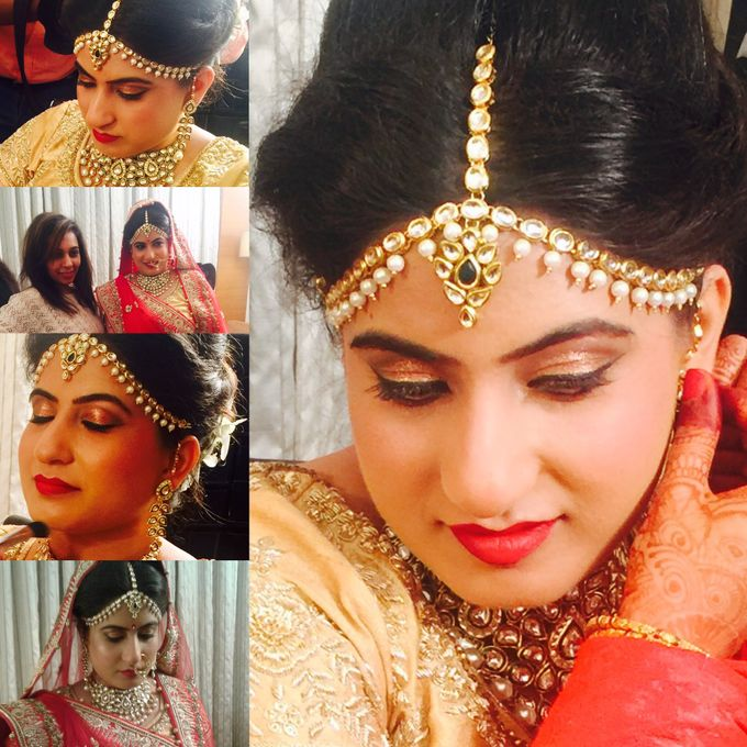 Make up and Hair Styling by Deepti Mohindar- Hair & Makeup Artist - 003