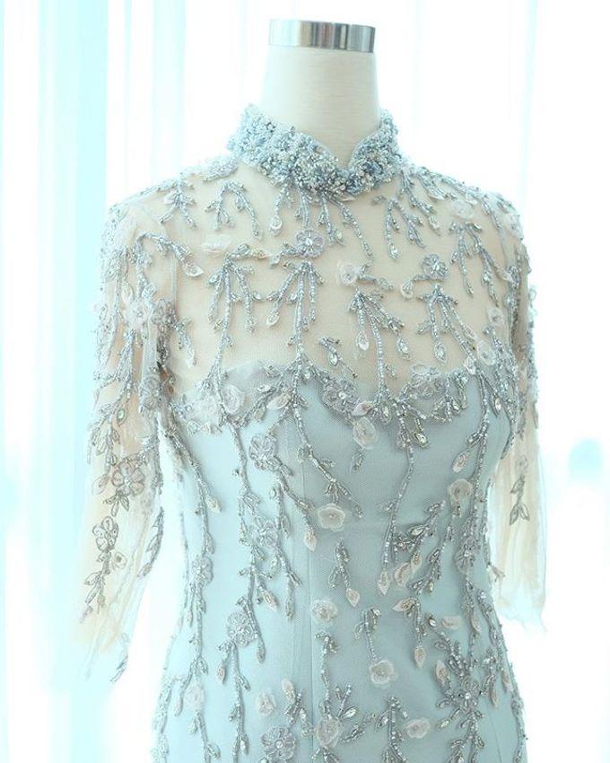 NEW ARRIVALS -EVENING DRESS by LAMIIK BRIDAL - 030