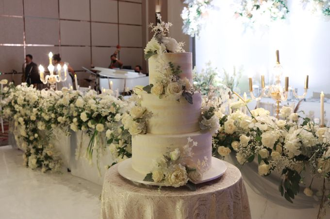 MC Wedding Intimate Fairmont Jakarta - Anthony Stevven by Anthony Stevven - 003