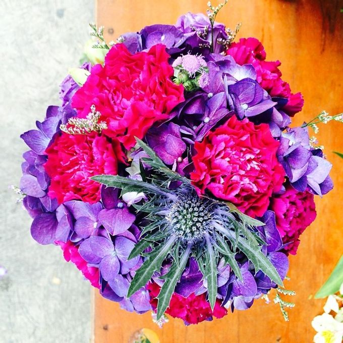 Bouquets  by Weddings by TV - 010