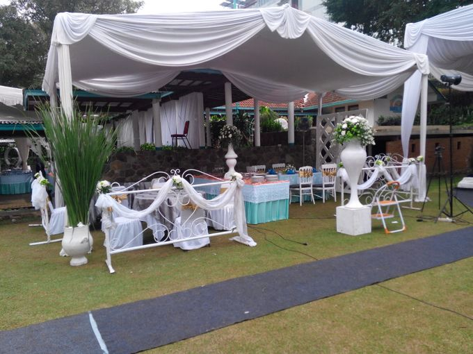 kartika Pohan & Benni Pernando by Link Wedding Planner - 005