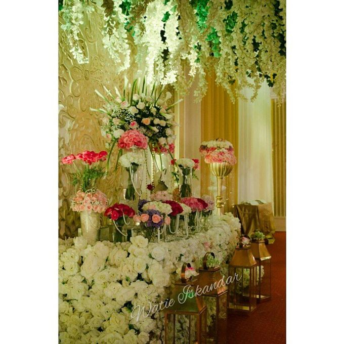 Tema Palembang by Watie Iskandar Wedding Decoration & Organizer - 010