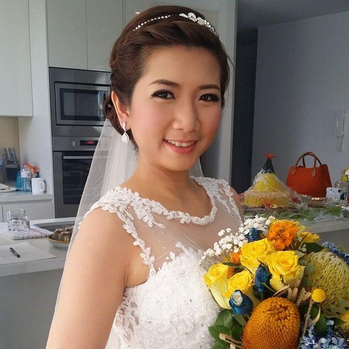 Bridal Makeup by Elly Liana Makeup Artist - 017