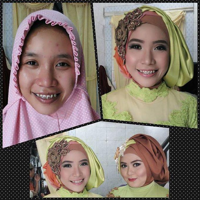 Make up and Hijab Stylist by OCIE Mua - 009