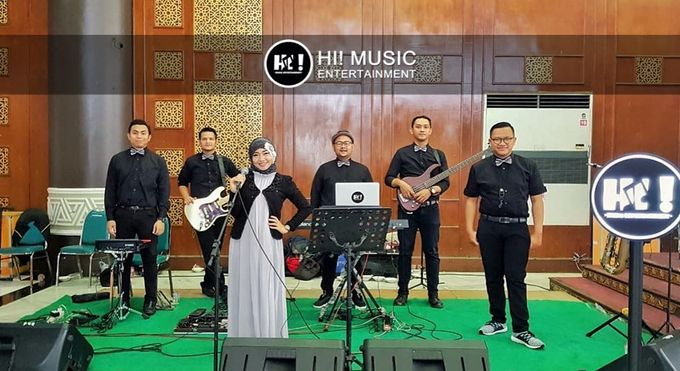 Wedding Reception Events (The Band) by Hi! Music Entertainment - 023