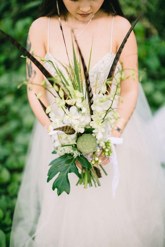 Catch Your Dreams Boho Wedding by Hari Indah Wedding Planning & Design - 023