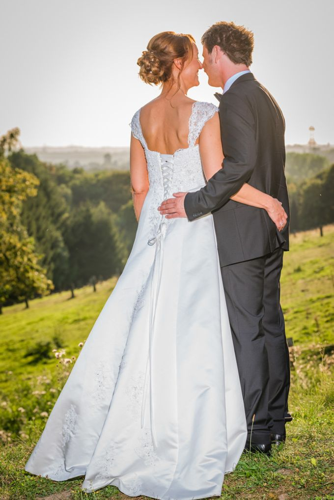 Maik and Stephanie by InMoment Wedding Photography - 016