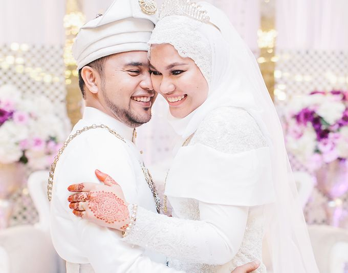 Sharifah Zarah Hanis & Alif Fitri by ankl.co | Lifestyle & Wedding Photography - 012