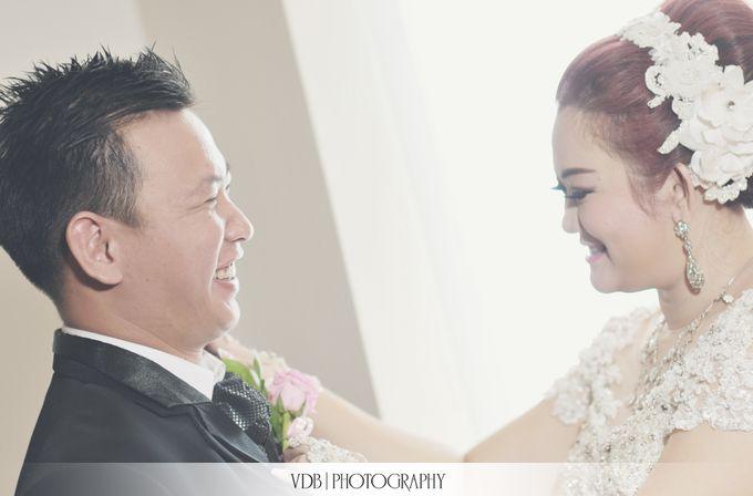 [Wedding Day] Rio & Winnie by VDB Photography - 033
