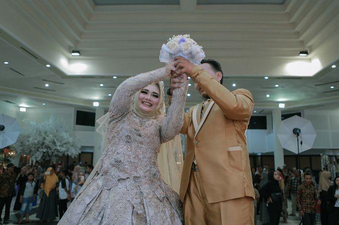 Wedding of Amrina & Farid by Rashdan Planner - 022