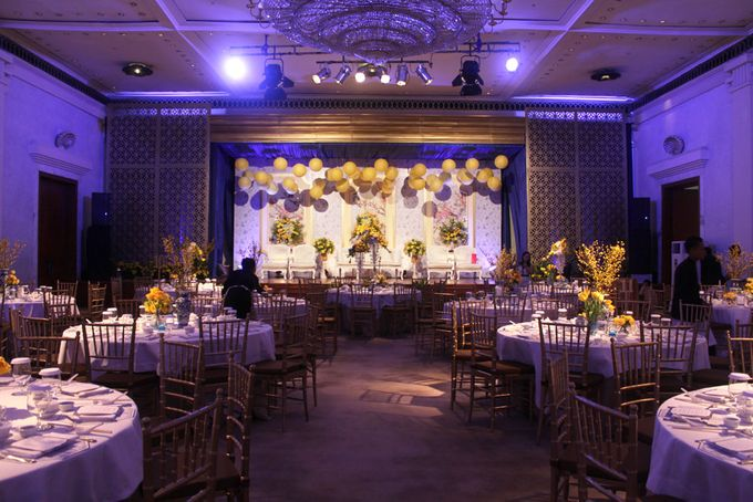 Chinoiserie Wedding by Pea and Pie - 003