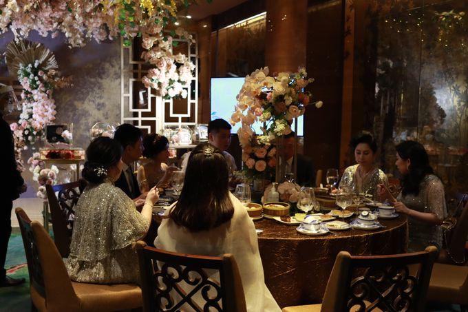 Chinese Instrumental Sangjit Taste Paradise Hyatt Jakarta - Double V by Double V Entertainment - 008