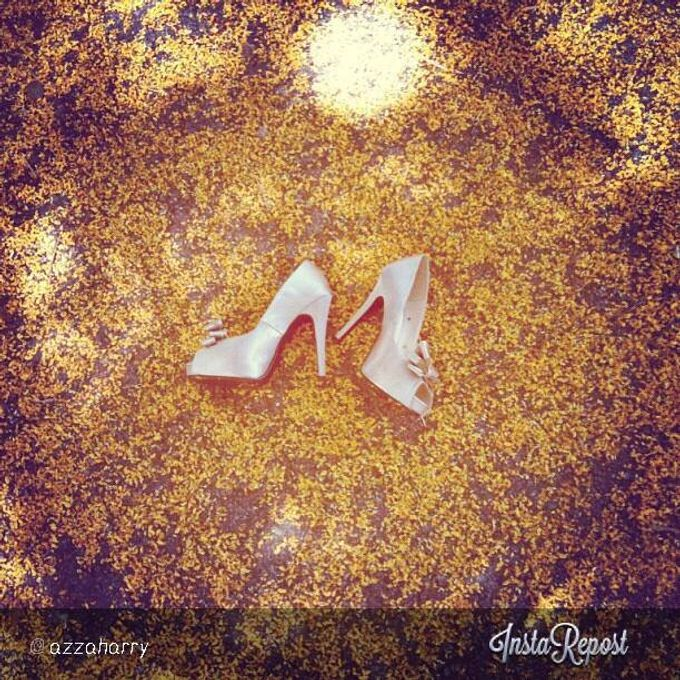 Bridal Shoe Close Ups by Christy Ng Shoes - 012