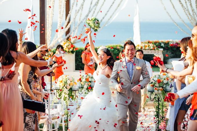 Clarrie & Dominic by AYANA Resort and Spa, BALI - 011