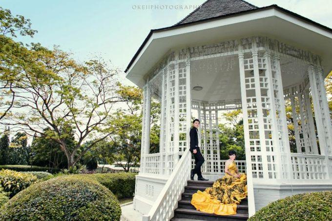 Prewedding Session of Dwipa&Silvia by Okeii Photography - 007