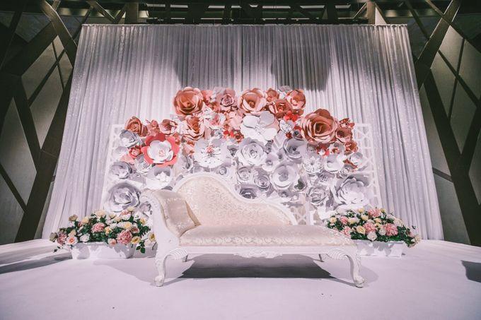 Wedding of Huang & Imelda by Rosette Designs & Co - 015