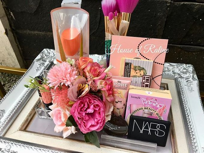 All Pink by House of Raline Wedding Hampers - 007