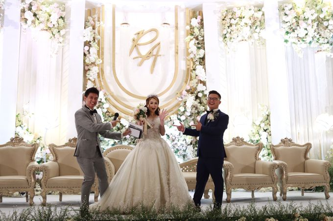 Entertainment Jazz Wedding JW Marriott Jakarta - Double V Entertainment by Double V Entertainment - 002