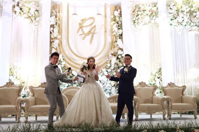 Entertainment Jazz Wedding JW Marriott Jakarta - Double V Entertainment by EIFFEL CAKE - 002
