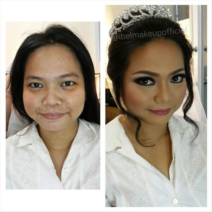 Bride Make Up by IBELmakeuppro - 010
