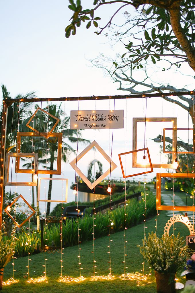 Organic Elegance in Seventh Heaven by Hari Indah Wedding Planning & Design - 027
