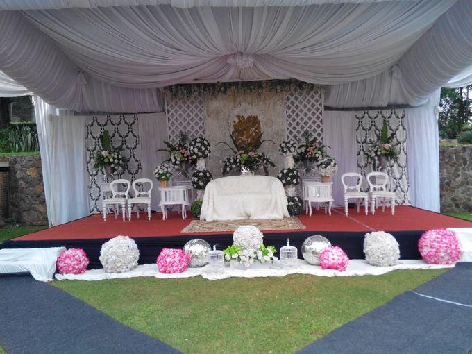 kartika Pohan & Benni Pernando by Link Wedding Planner - 004