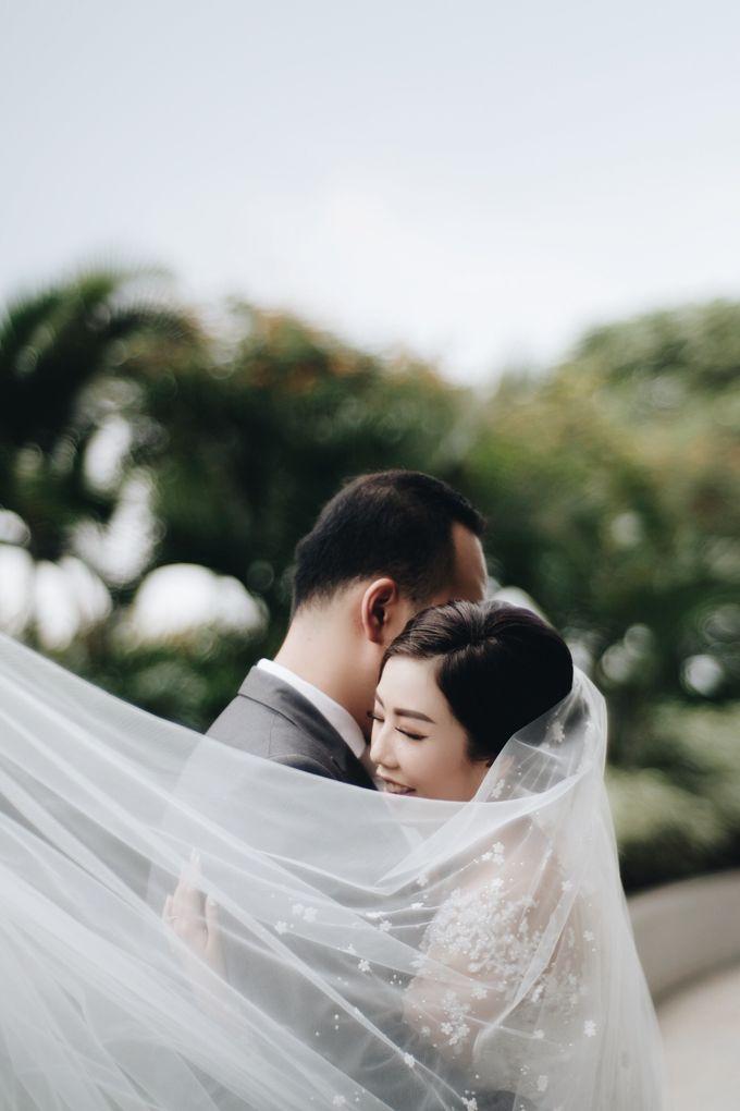 Rudy & Irene Wedding by One Heart Wedding - 030