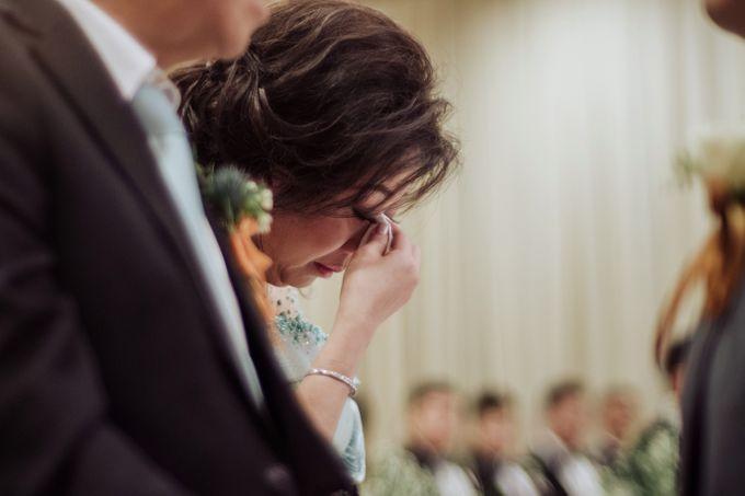 Rudy & Irene Wedding by One Heart Wedding - 045