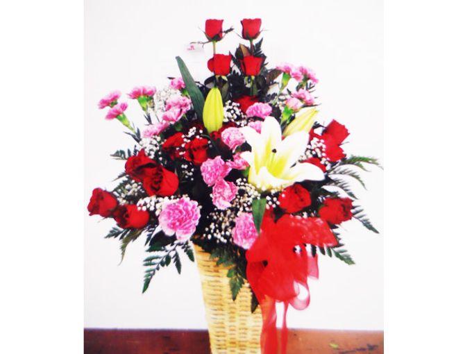Contoh Bunga Papan dan Rangkaian Bunga by Tania Florist - 024