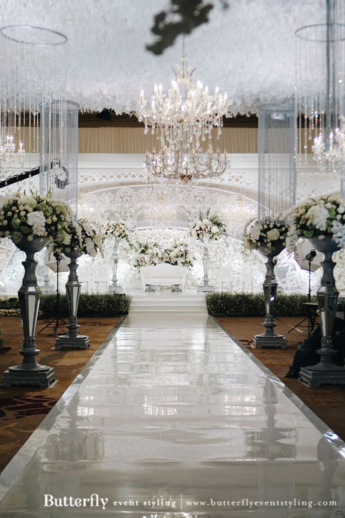 The Wedding of Hananto & Choerunissa by Butterfly Event Styling - 009